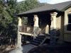 Ancona Job Shop, Iron Deck Railing, Ornamental Ironwork