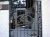 Ancona Job Shop, Ornamental Iron Gate