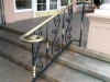 Ancona Job Shop, Ornamental Exterior Railings